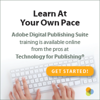 TFP's Adobe DPS self-paced online training