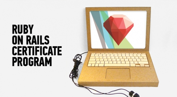 Ruby on Rails / General Assembly Certificate Programs / Starting January