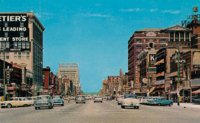 Old Downtown Topeka
