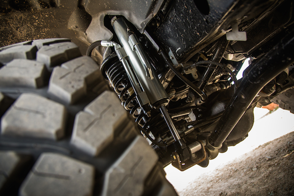 BILSTEIN B8 8100 Direct-Fit Bypass Shocks Now Available for Jeep Wrangler JL!