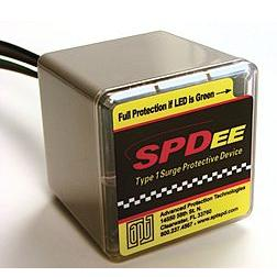 SPDee - Dispositivo de Proteccion contra Sobre Tensiones Transitorias