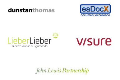 European EA User Group Sponsors