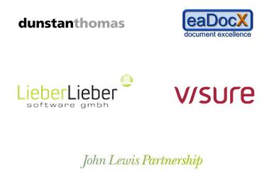 European EA User Group Sponsors