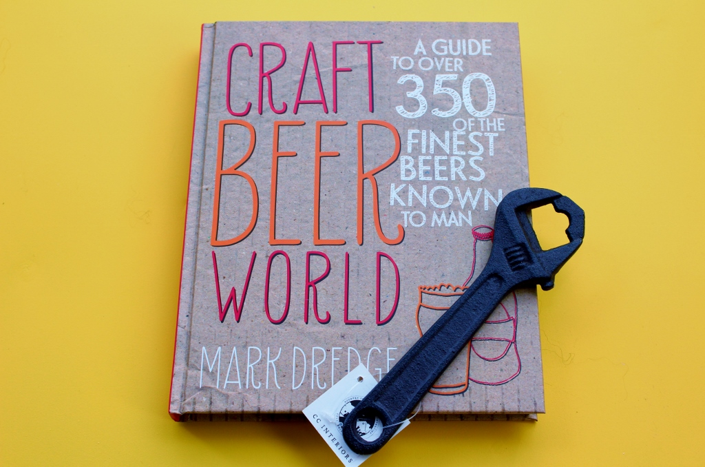 Craft Beer Book & Bottle Opener Gift Set | Unique Gift for Father's Day | The Gift Loft (NZ)