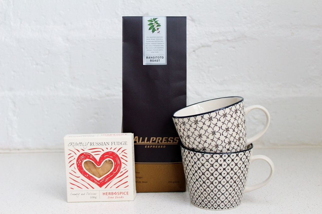 Coffee Lover's Mono Mug Set | Gift for Dad | Father's Day | The Gift Loft (NZ)