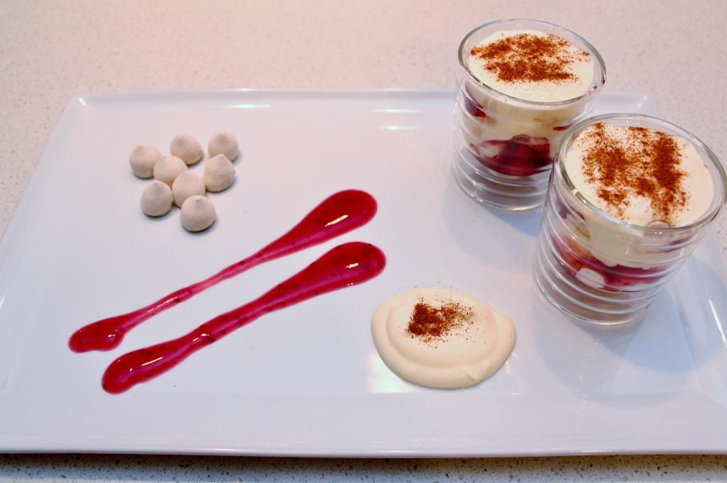 """What's for Dessert?"" Petite Meringues & Home Made Mascarpone Dessert | Recipes | The Gift Loft (NZ)"