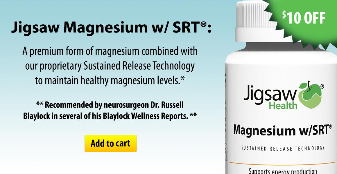 Jigsaw Magnesium w/SRT