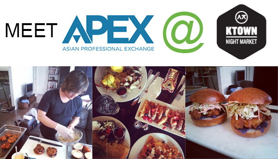 APEX Asian Professional Exchange - April Events and Updates