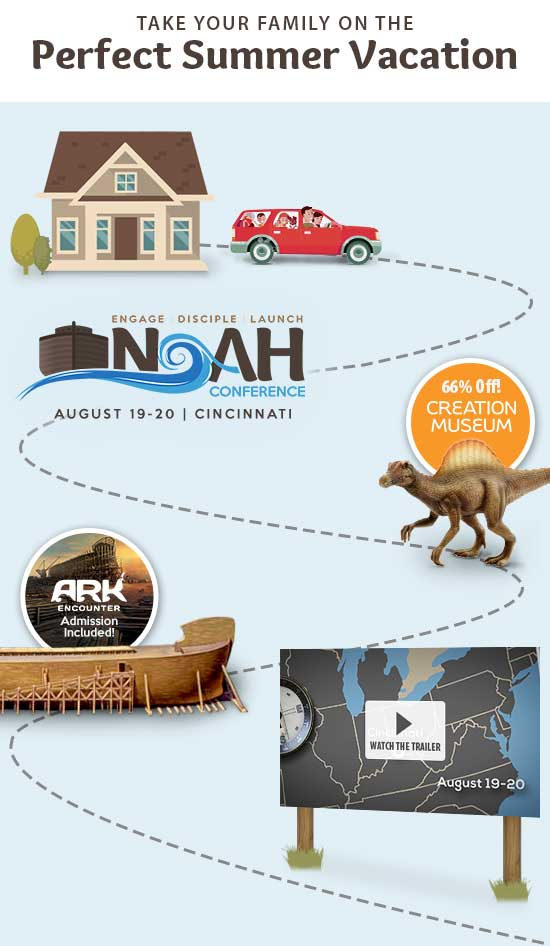 Looking for the PERFECT Summer Vacation and getaway? Don't miss this Family Giveaway to the Noah Conference & Ark Encounter!  ENTER TODAY! :: www.inallyoudo.net