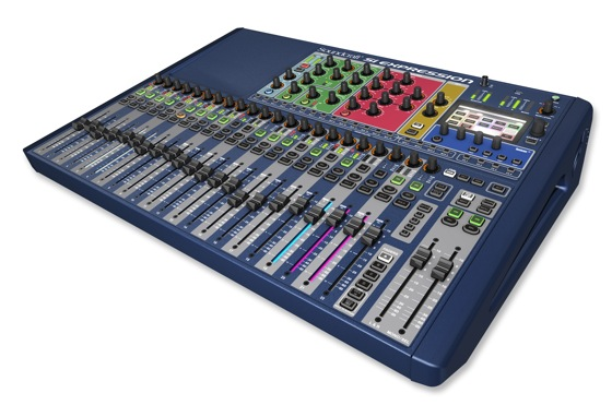Soundcraft Si Expression 2 Angle