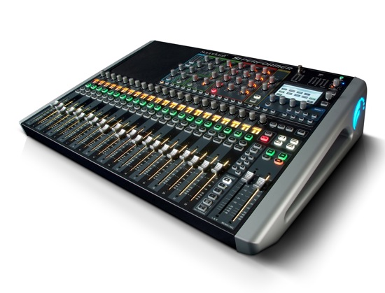 Soundcraft Si Performer 2 Angle
