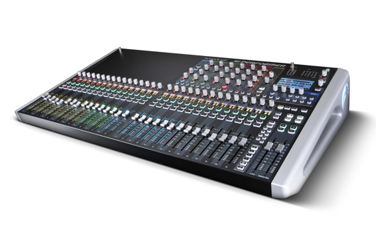 Soundcraft Si Performer 3 Angle