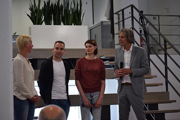 Robert Jan de Vries, RBPI GO en studenten