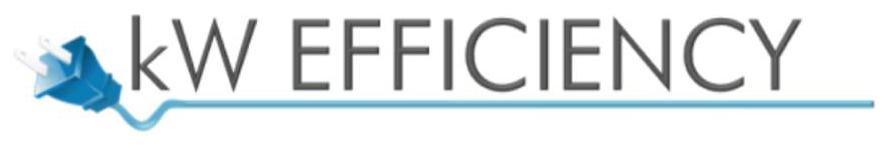 kW effiency logo