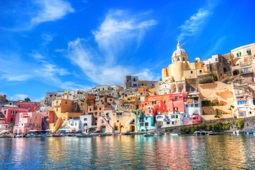Visit Naples this summer on a Western Mediterranean Yacht Charter