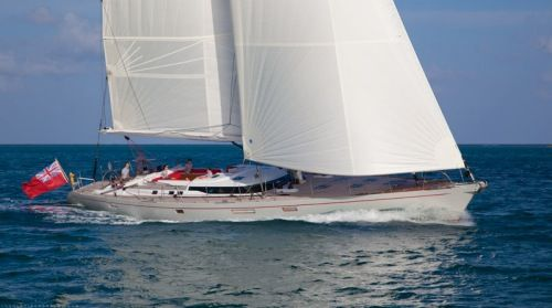 Swallows & Amazons Sailing Yacht is available in Corsica or South of France this summer