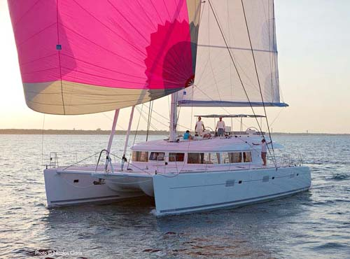 Catamaran Avalon the Lagoon 620 is offering 10% discount on charters prior to 31 Dec 2016