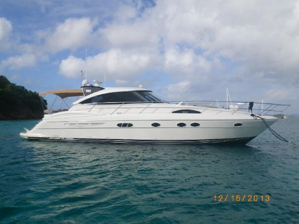 MY Satisfaction available in the Virgin Islands