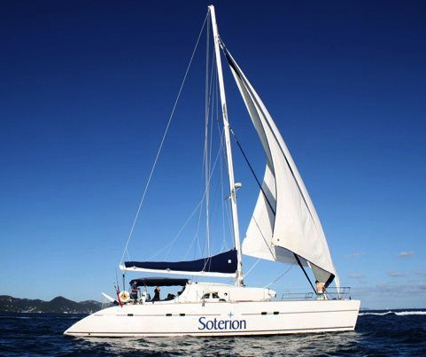 Catamaran Soterion is offering the 7th night FREE in November