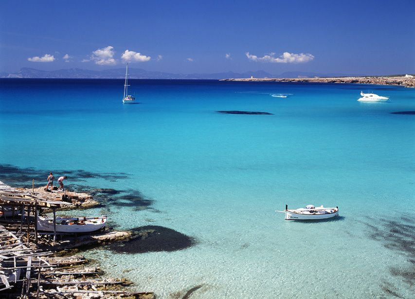 Book a Crewed Yacht Charter to Formentera this summer