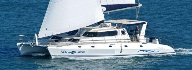 Catamaran Ultimalife offering 10% discount
