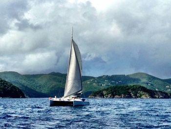 Lolalita Catamaran available BVI & St Maarten