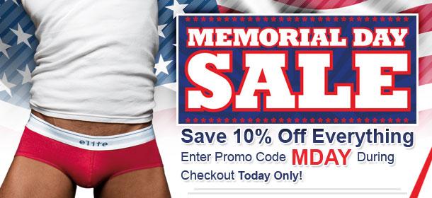 Memorial Day Sale at Nuwear