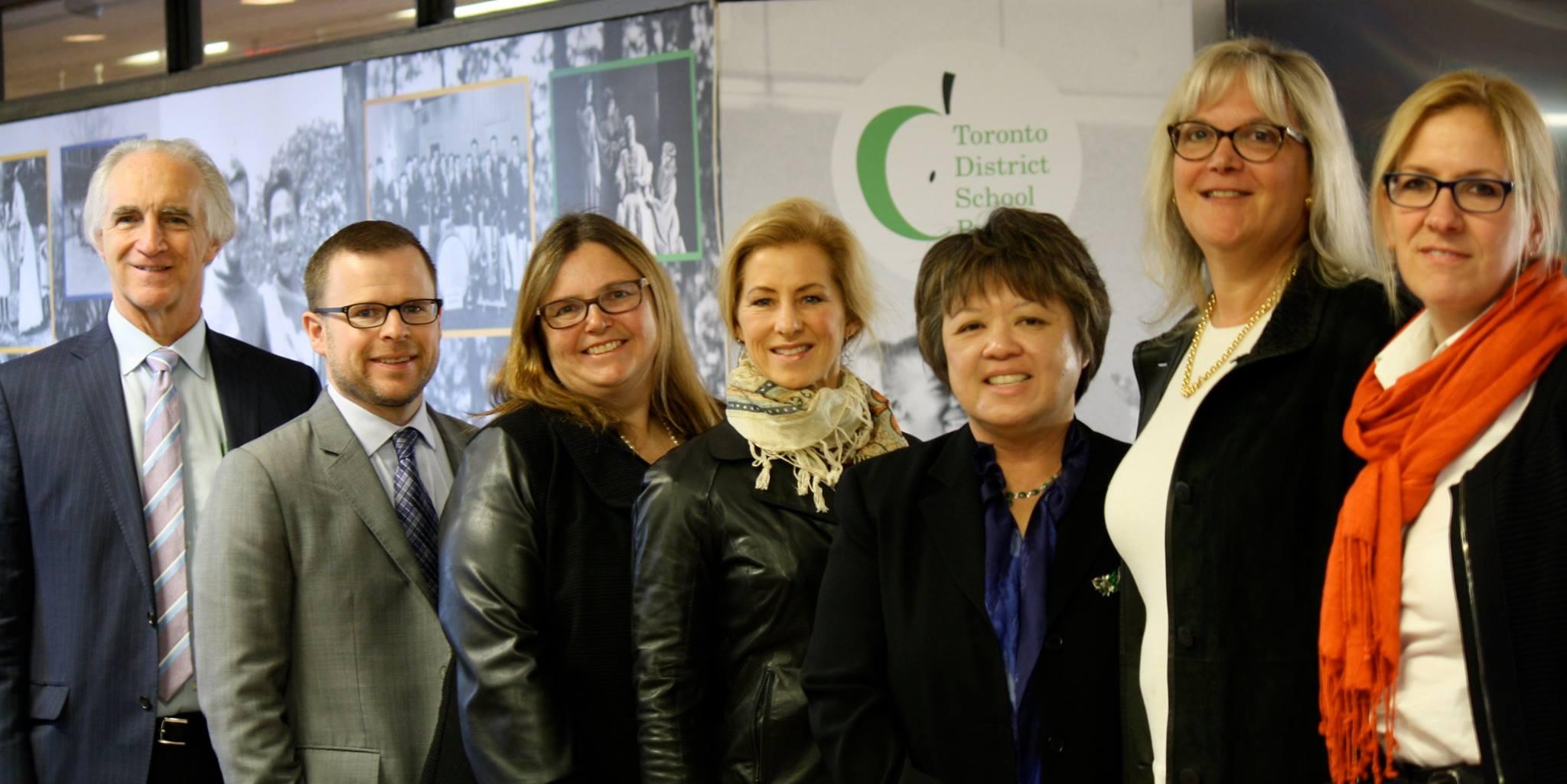 Image d'une rencontre entre l'Ombudsman de l'Ontario et le conseil scolaire de Toronto