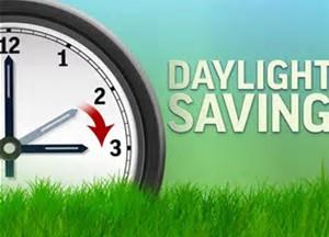 Daylight Saving
