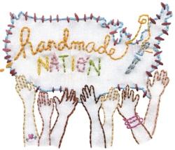 Handmade Nation Film Logo