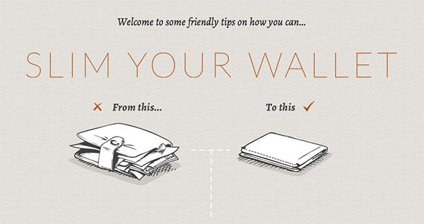 Slim Your Wallet