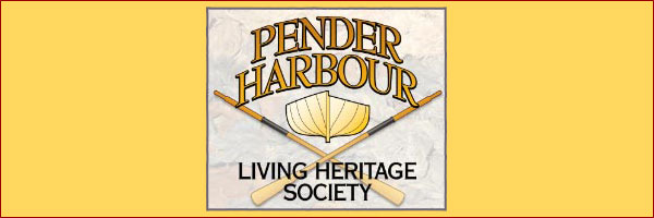 Pender Harbour Living Heritage Society