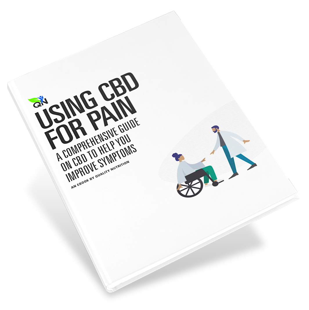 Quality Nutrition Using CBD for Pain eBook