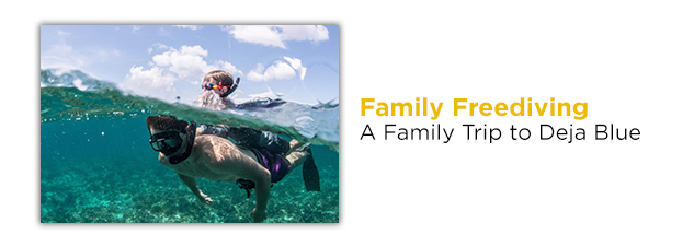 Family Freediving