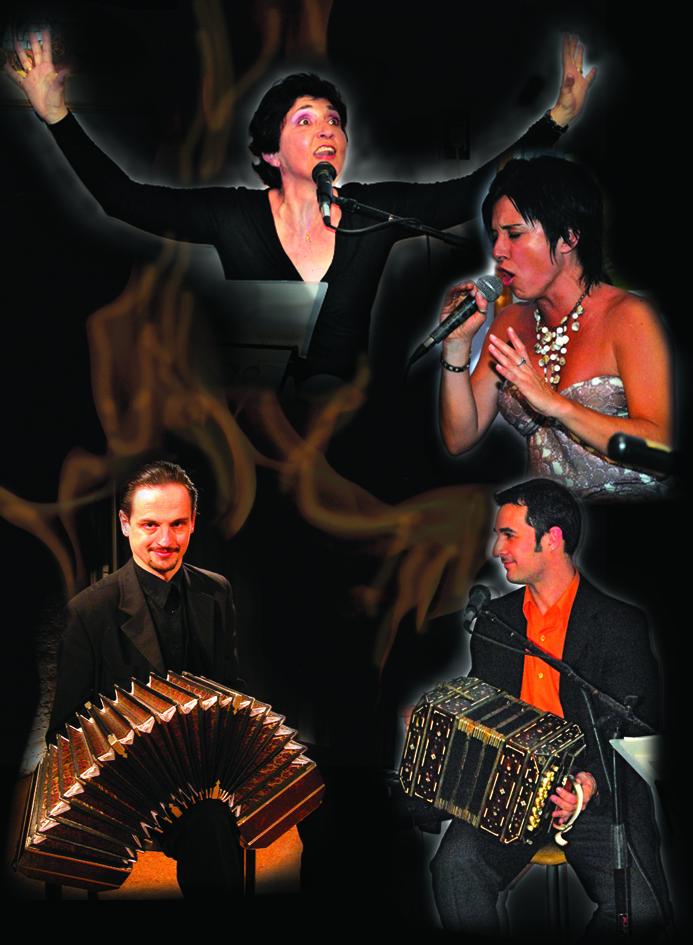 Torbellino Kwartet