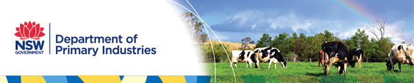 NSW DPI Dairy masthead