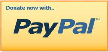 Paypal Button linked to Seva Ashram Donate page