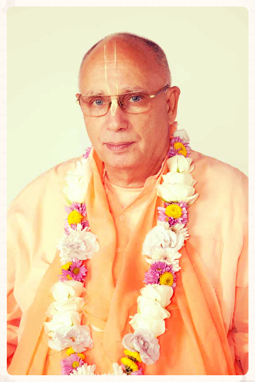 Image of Srila Bhakti Pavan Janardan Maharaj
