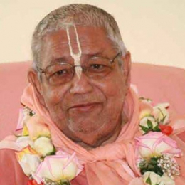 Photo of Srila Govinda Maharaj