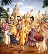 Sri Chaitanya Mahaprabhu Pancha Tattva Sankirtan
