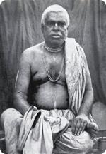 Srila Bhakti Vinod Thakur portrait