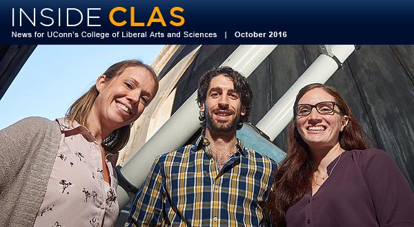 Inside CLAS Oct 2016