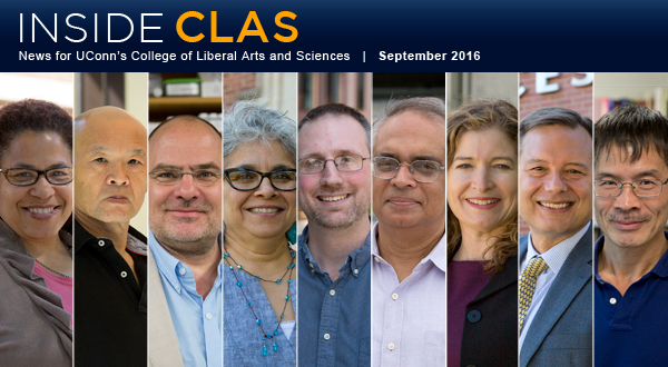 Inside CLAS September 2016