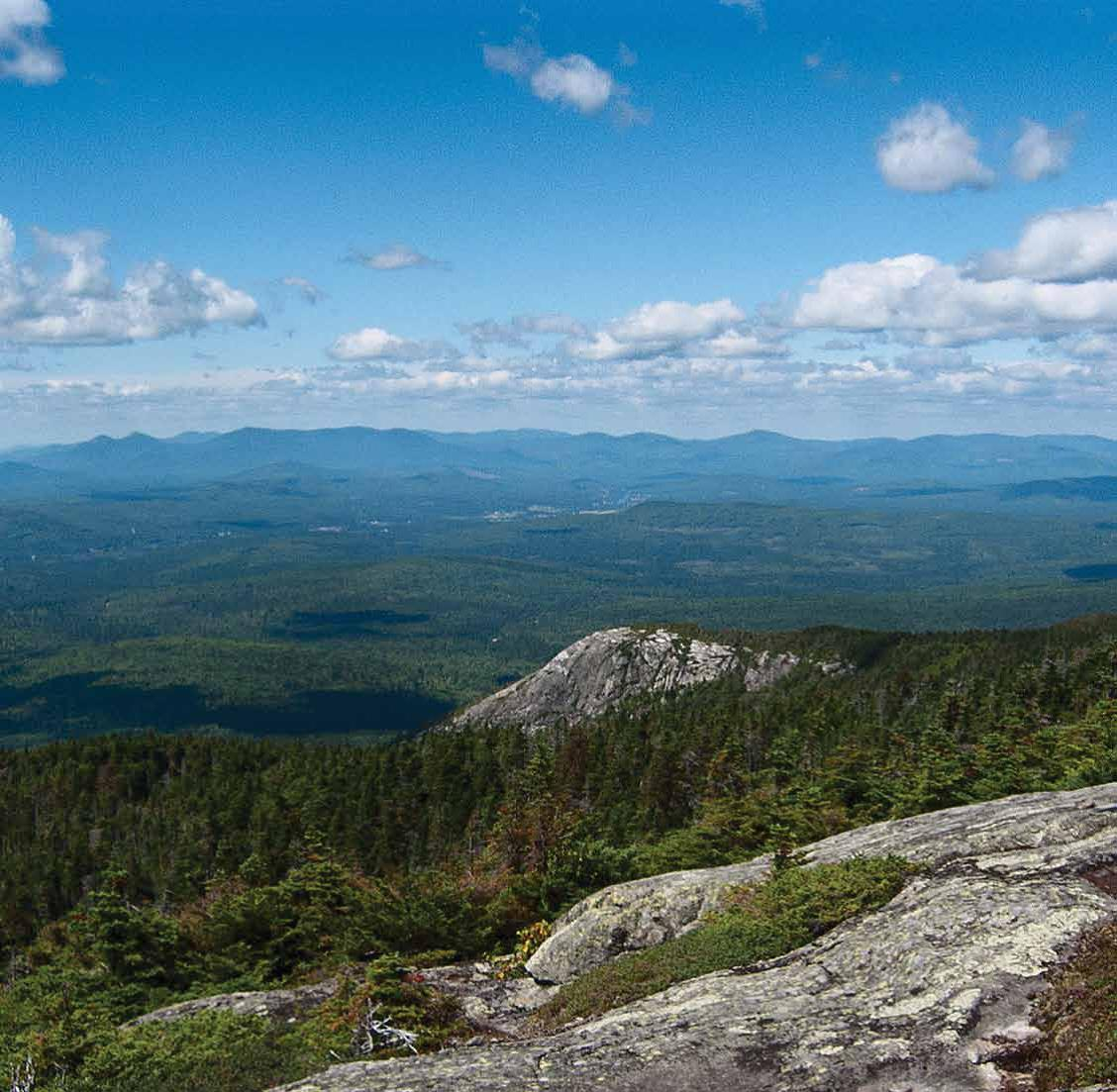 Conserved lands in NH