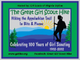 The Great Girl Scout Hike - 100 Years of Girl Scouting