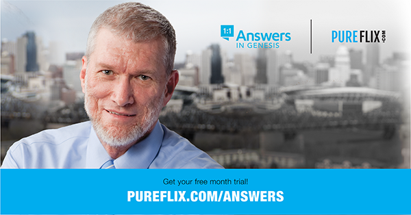 Answers in Genesis and Pure Flix