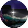Ark Encounter Laser Projection