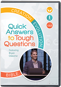Quick Answers to Tough Questions DVD
