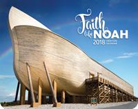 2018 Calendar: Faith Like Noah