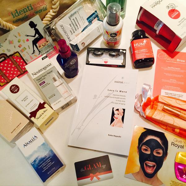 #beauty20 Give Away sponsored by Identipak